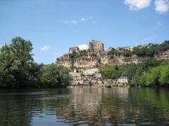 Chateau Beynac in the Dordogne